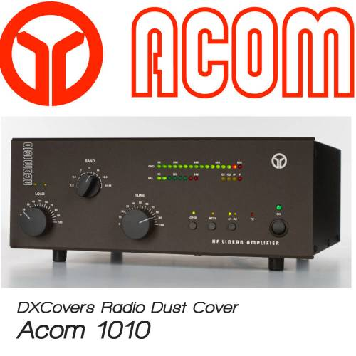 Acom 1010 Prism Embroidery Radio Dust Covers shop logo
