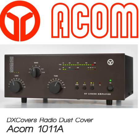 Acom 1011A Prism Embroidery Radio Dust Covers shop logo