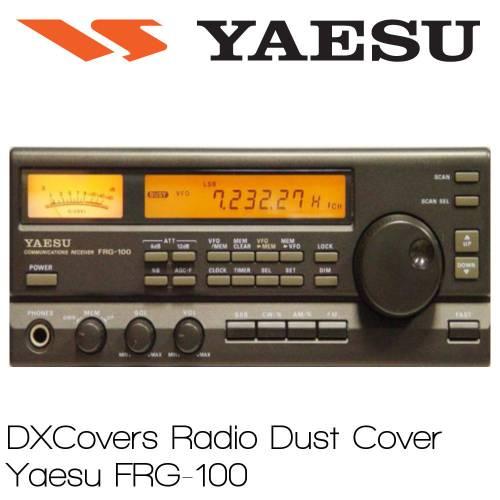 Yaesu FRG-100 Radio Dust Cover