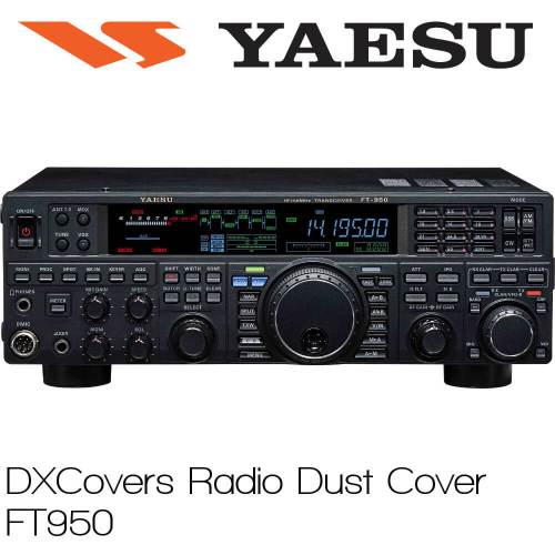 Yaesu FT-950 Prism Embroidery Radio Dust Covers shop logo