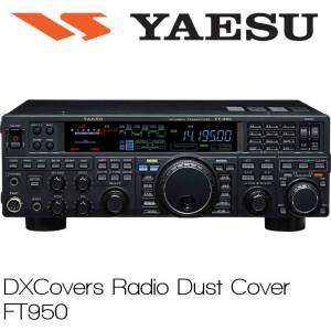 Yaesu FT-950 Prism Embroidery Radio Dust Covers shop logo