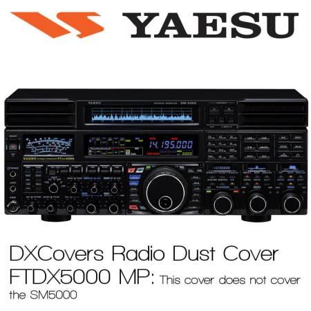 Yaesu FTdx5000 MP No SM5000 DX Covers Radio dust cover Shop