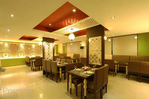 Restaurant Design Shaam E Avadh Baroda Pomegranate Design Team Interior Design Travel Heritage