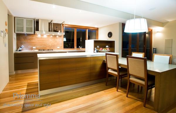 dining and open plan kitchen Di Henshall 12