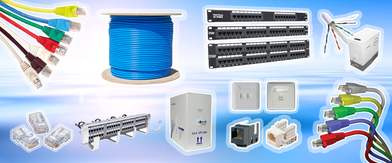 hight resolution of copper structured cabling infrastructure