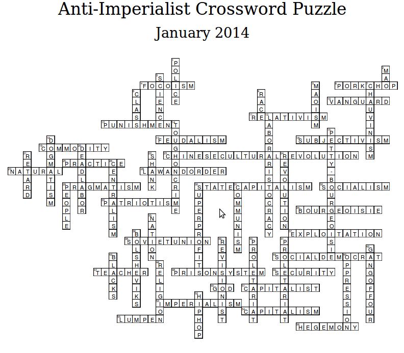 Answer Key Industrial Revolution Crossword Puzzle
