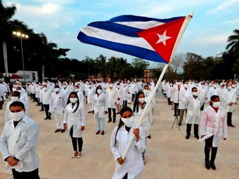 Misiones Médicas de Cuba
