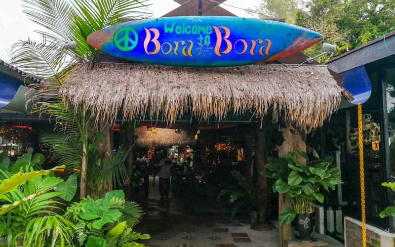 Beach Chill Out In Penang At Bora Bora Pub Prissiewerks