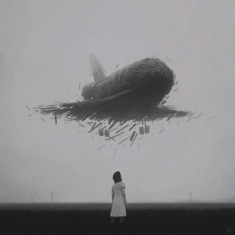 Yuri Shwedoff é um artista digital baseado em Moscou cujo trabalho é repleto de paisagens dramáticas repletas de uma temática pós apocalíptica. E, essas paisagens e cenários misturam uma temática de ficção científica onde a tecnologia e a biologia parecem andar de mãos dadas.