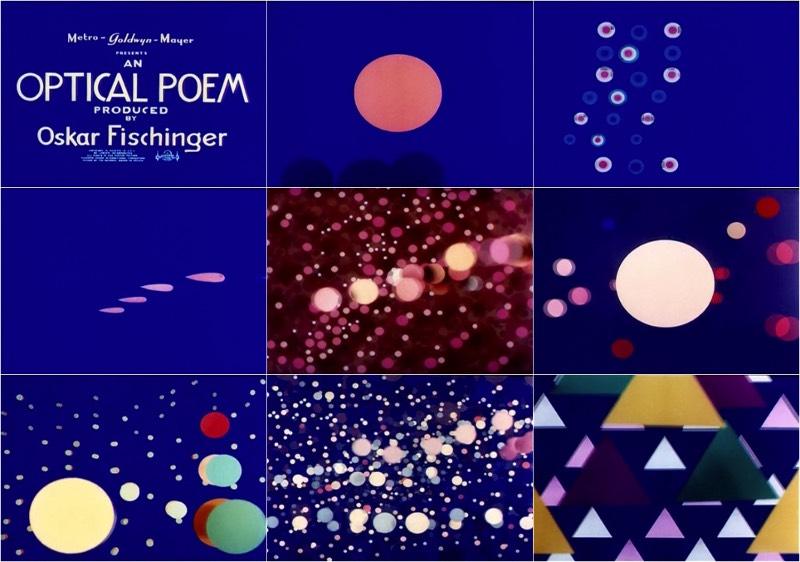 Um Poema Ótico de Oskar Fischinger