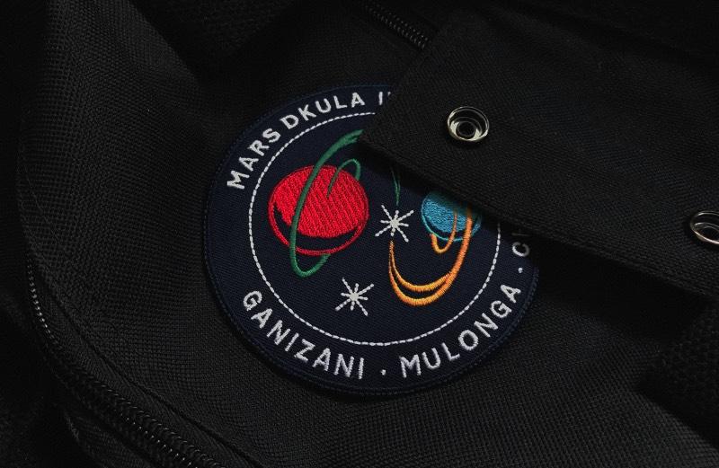 Uma Identidade Visual para a Academia de Pesquisa Espacial de Zambia