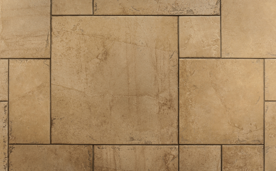 Limestone Tile Clean and Seal