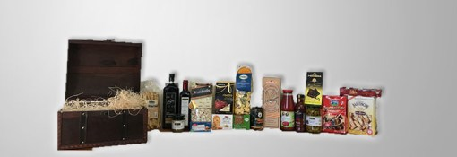 italian gift basket mega size products
