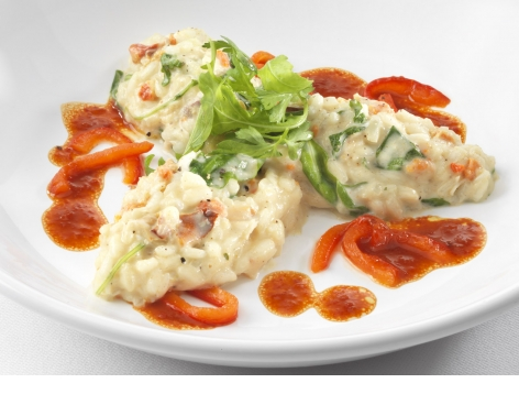 Ulster Crab Risotto