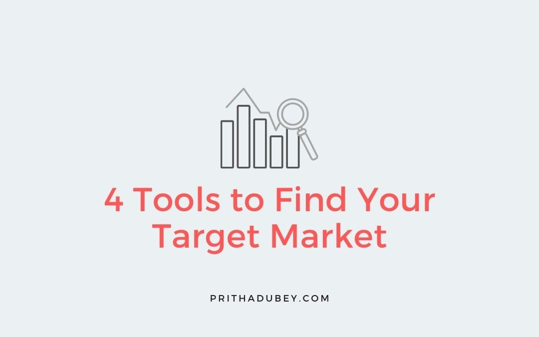 tools to find your target market