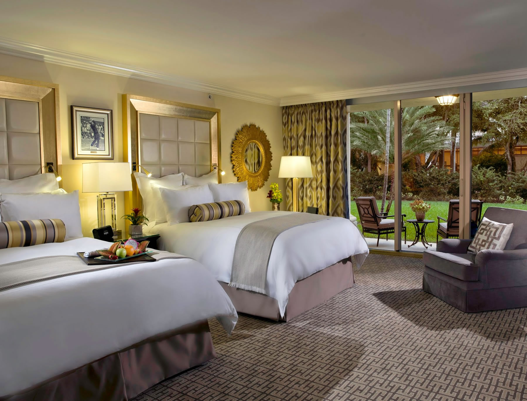 Resort Accommodations Rooms and Suites  Pritikin Weight