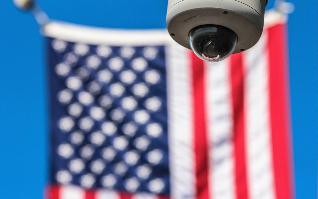 Patent voor permanente camerabewaking van klanten en medewerkers is waardeloos dankzij AVG