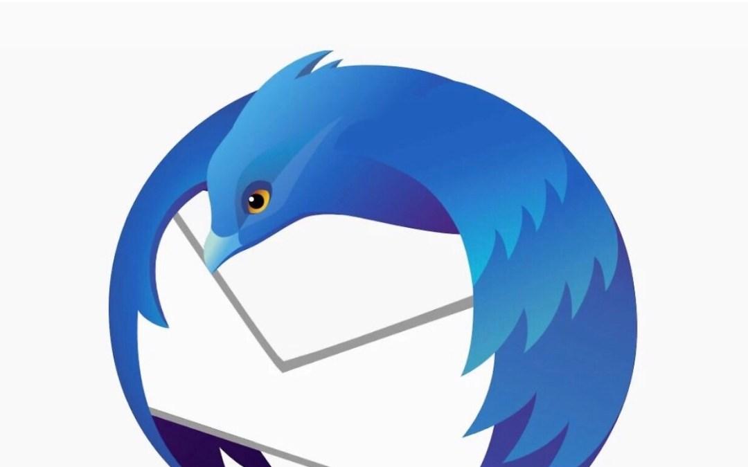 Fout in de populaire Thunderbird e-mail extensie Enigmail. Versleutelde berichten gewoon leesbaar