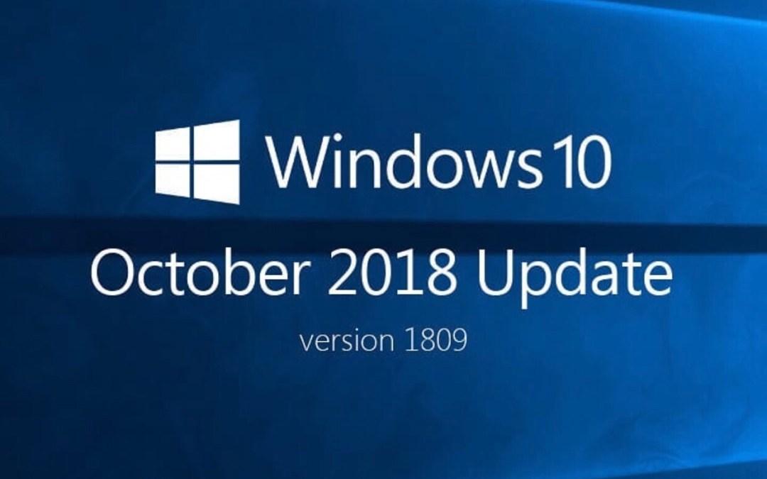 Windows 10 update laat bestanden verdwijnen. Microsoft stopt met uitrol