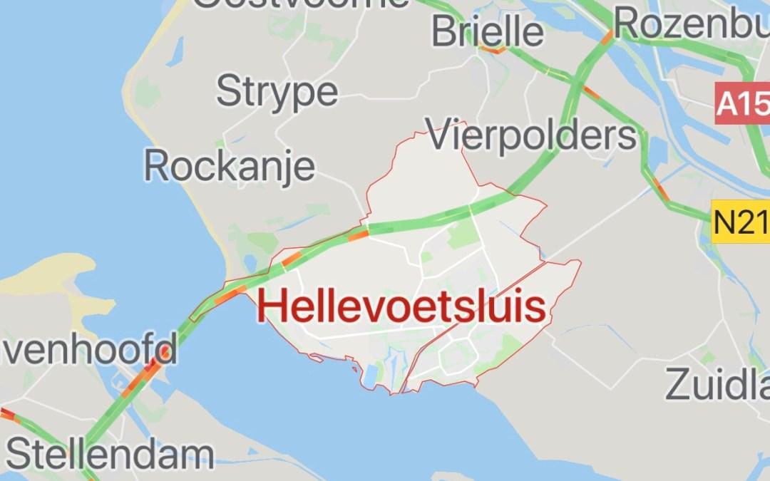 Datalek bij gemeente Hellevoetsluis