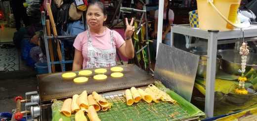 Mała firma, Chinatown, Bangkok