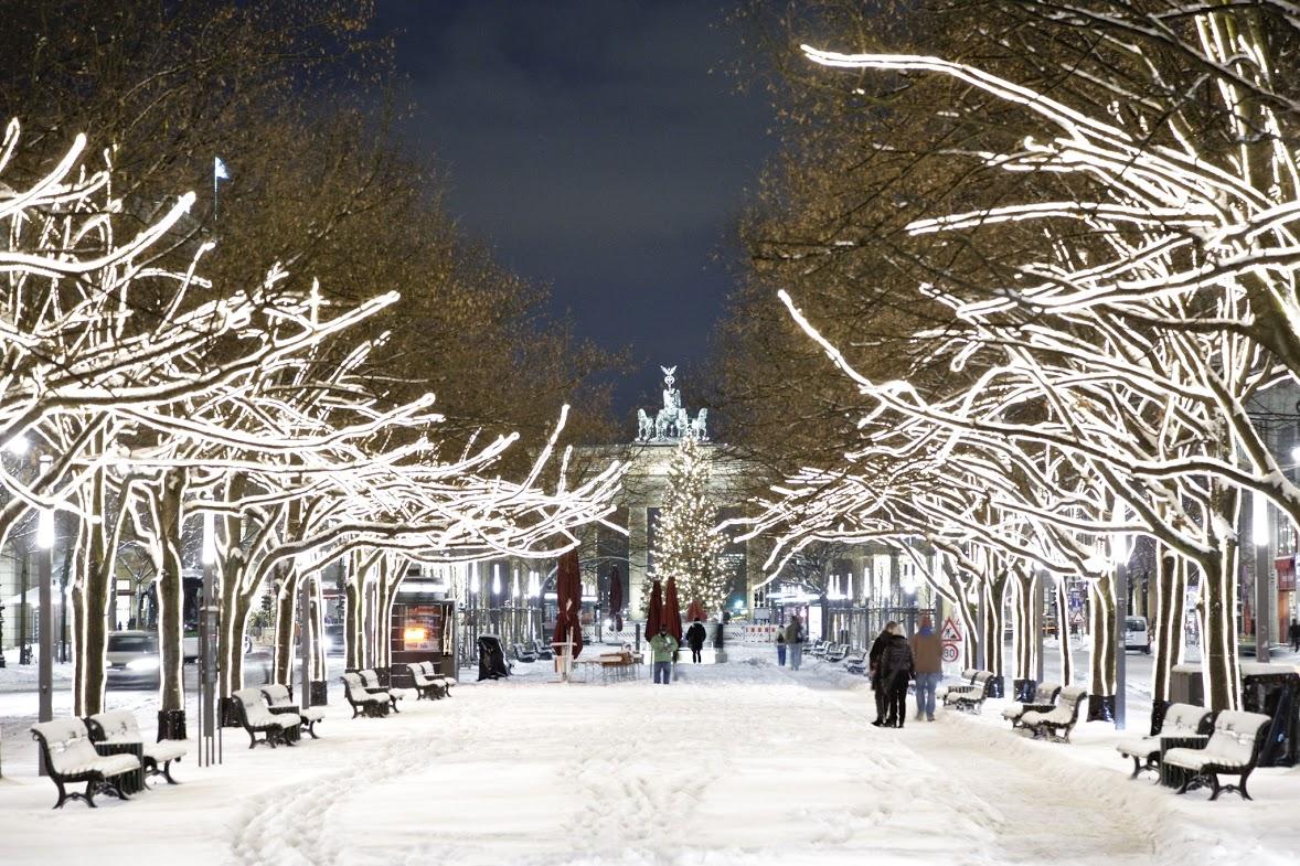 Berlin Like Night And Day Urban Tourism