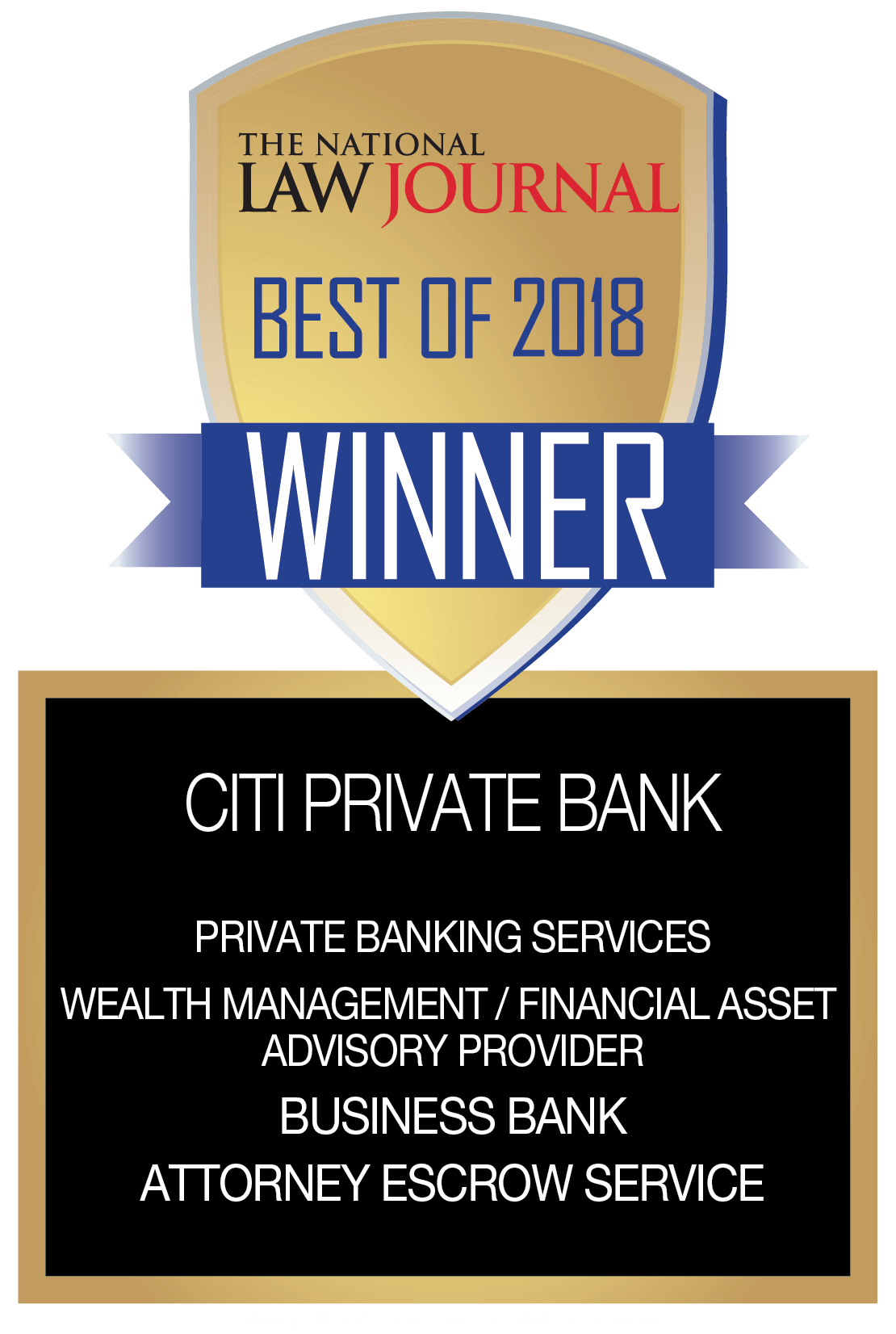 Our awards and recognition  Citi Private Bank