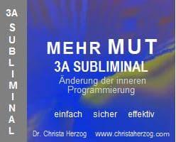 Mehr Mut 3A Subliminal