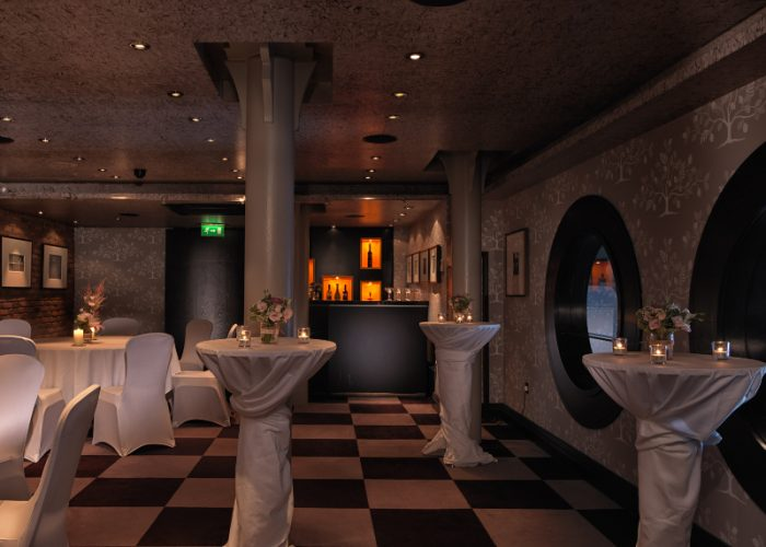 Luxury Private Dining Rooms At Malmaison Belfast