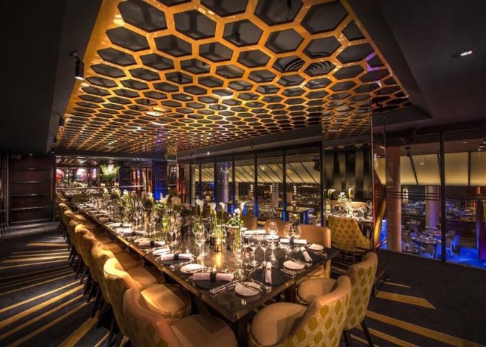 Luxury Private Dining Rooms at Quaglinos  St Jamess London SW1
