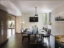 Private Luxury Dining Rooms
