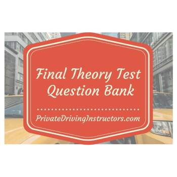 final theory test