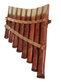 Decorative Pan pipes/Pan flutes, Musical Instrument ...