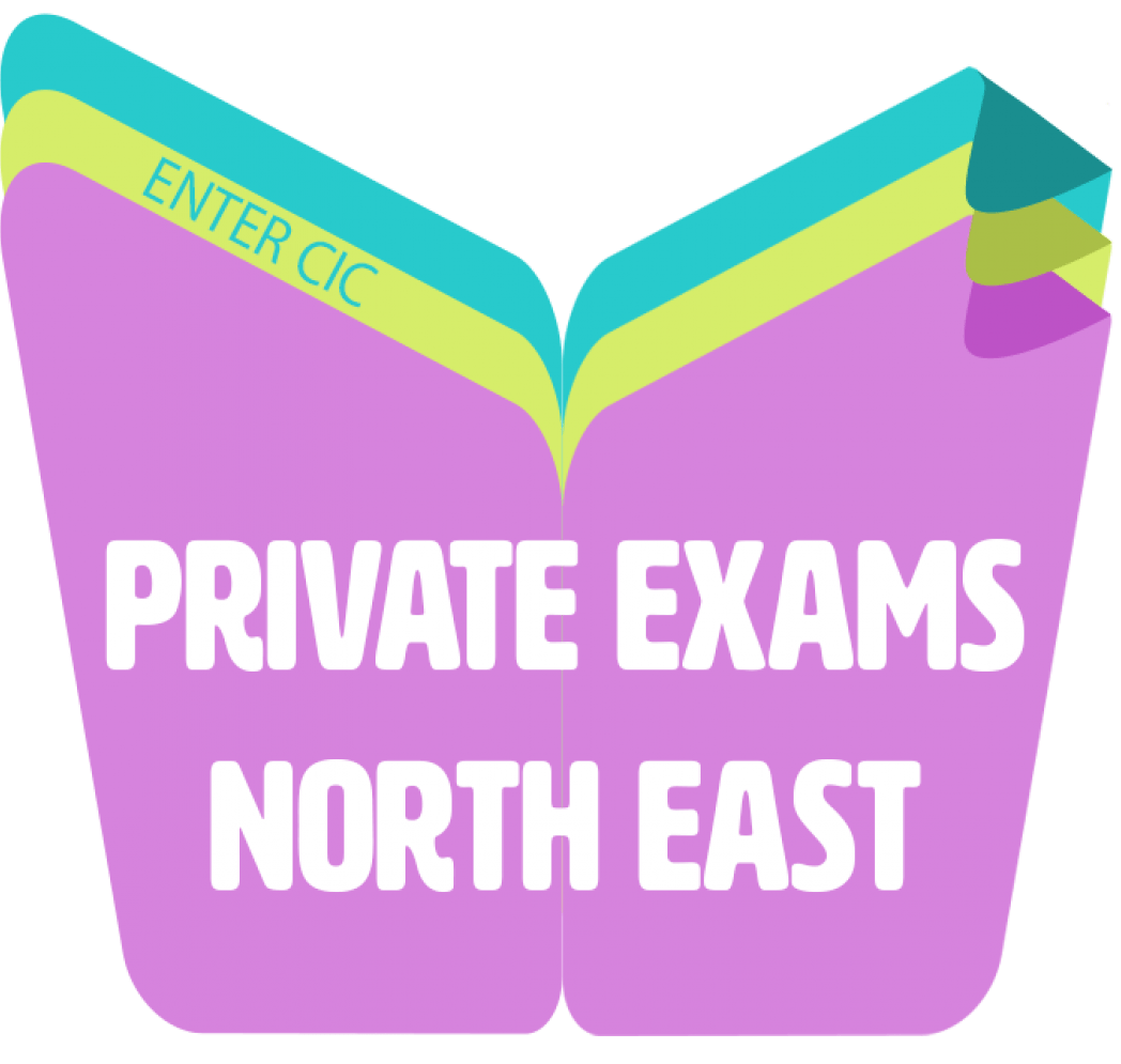 Private Exams North East logo