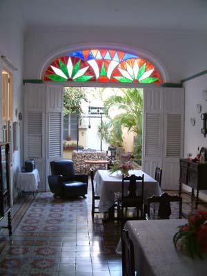 Casa particular  Villa Vitral  Gibara Cuba