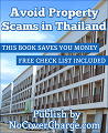 Thailand property scam