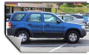 Somestimes Private Investigators need a vehicle