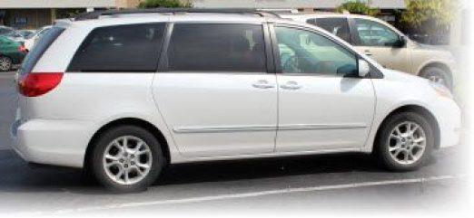 Mini Vans make the best surveillance vehicles