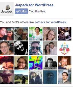 Facebook JetPack