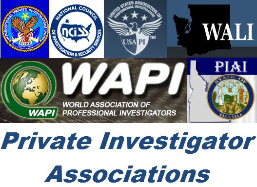 8 Insightful Reasons to Join a Private Investigator Association and Why I no Longer Belong to one #111