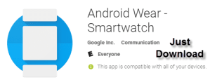 Android Wear to Download