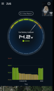 Zus Battery Checker