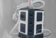 Bestek 8 Outlet Power Strip with 6 USB Ports