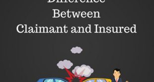 Claimant and insured