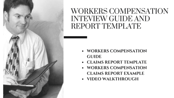 Workers Compensation Interview Guide