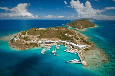 Scrub Island - British Virgin Islands, Caribbean - Private ...