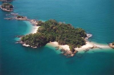 Platanal Island - Panama, Central America - Private ...
