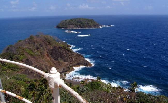 Tambor And Magotes Islands Panama Central America
