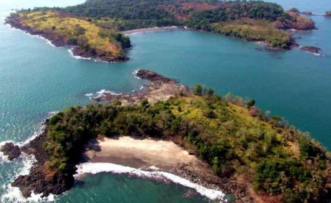 Isla Palenquita Panama Central America Private