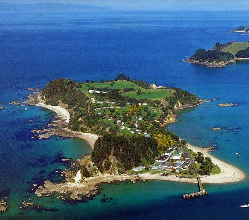 Pakatoa Island  New Zealand South Pacific  Private
